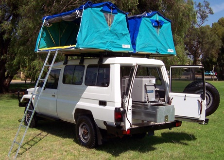 Discount 4wd With Rooftop Tent