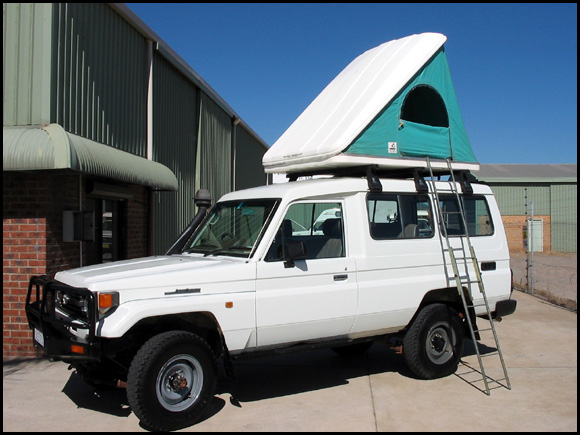& Rooftent 4WD 5 Berth